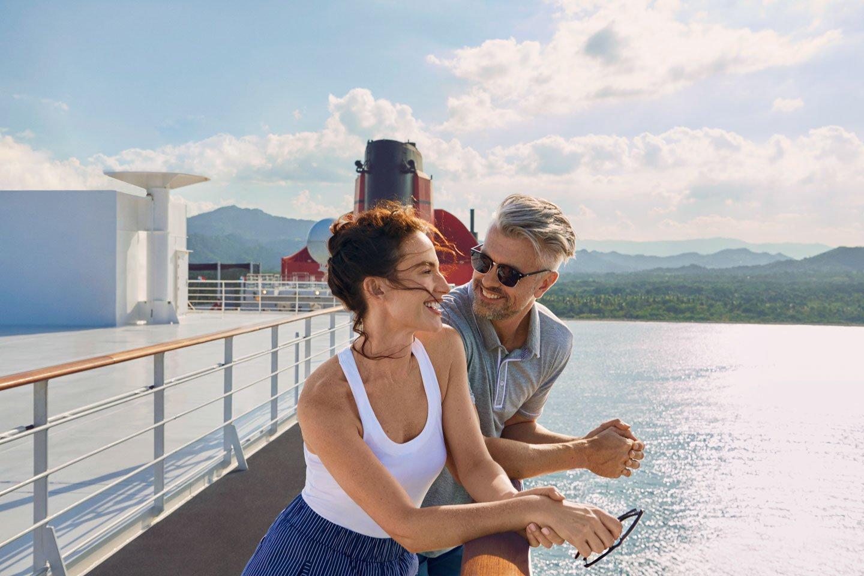 Cunard Kreuzfahrt