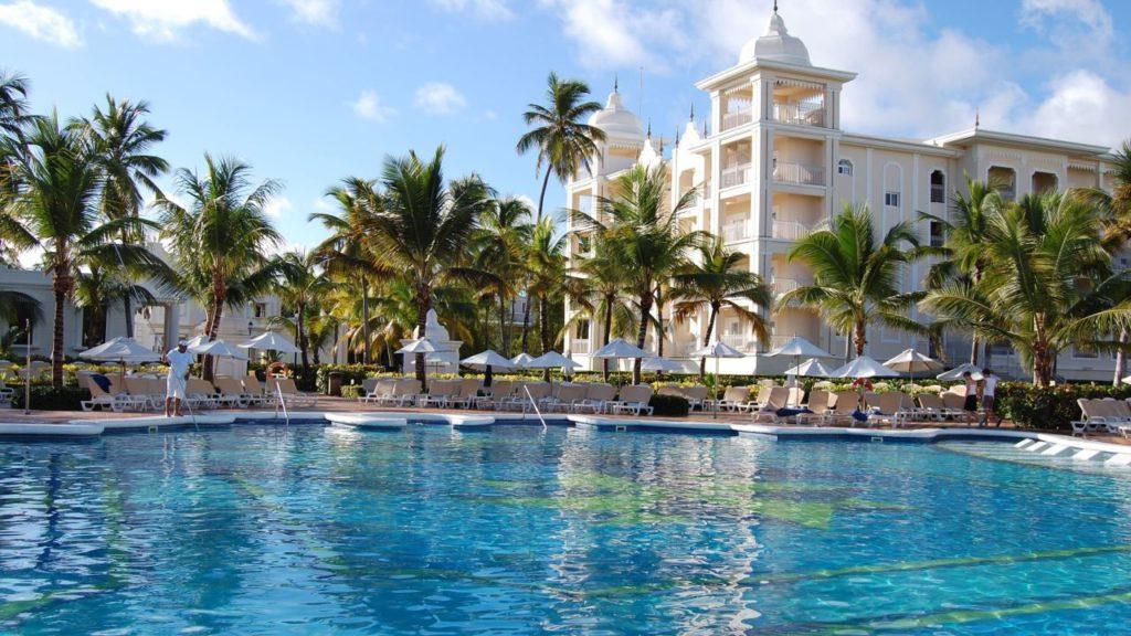 RIU Palace Punta Cana Pool